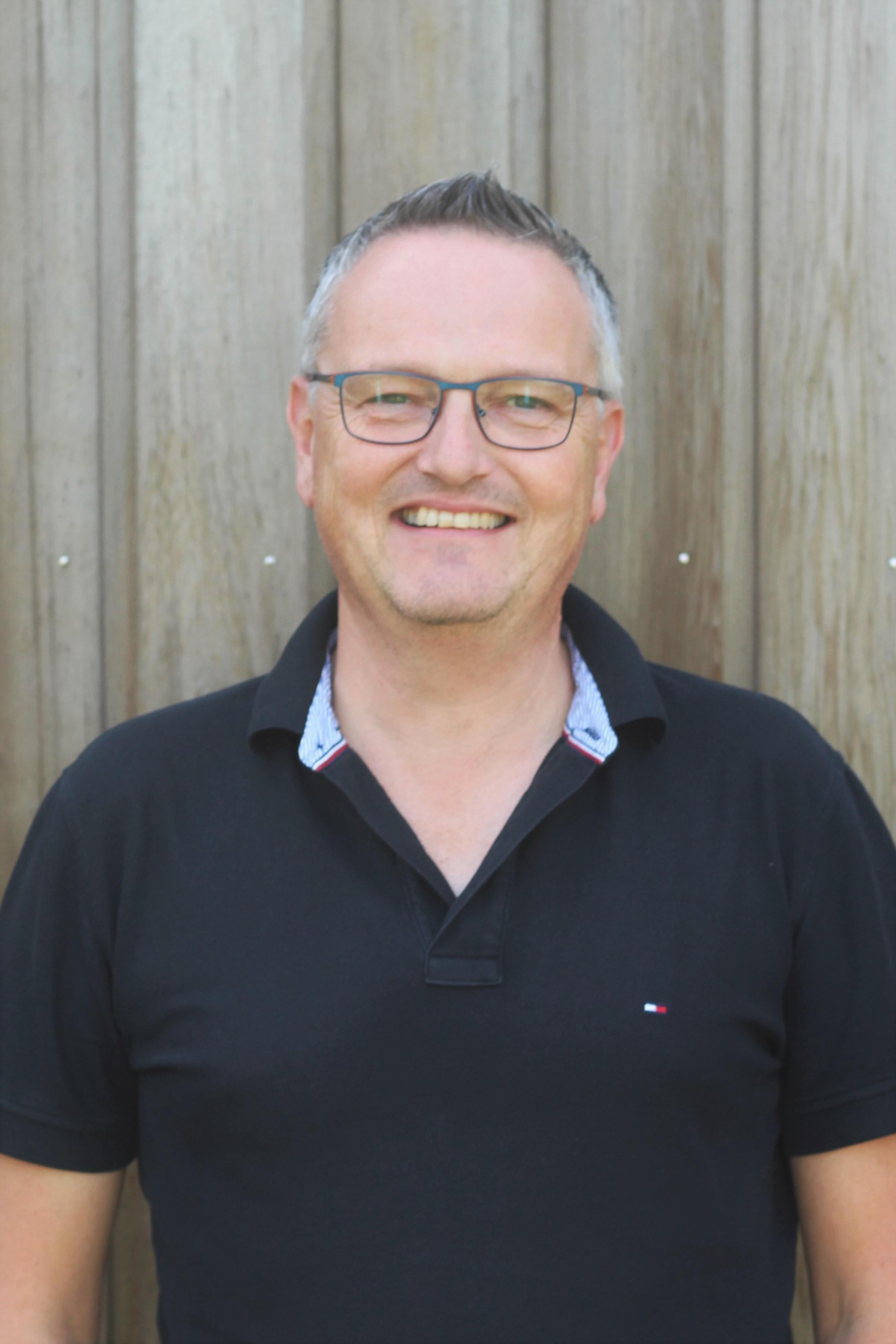 Rens Riechelman, gebiedsregisseur voor Ten Boer