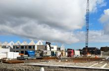 Bouw Fazanthof april 2021