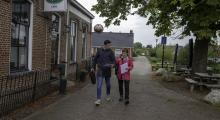 Bezorging informatie funderingssubsidie in Woltersum - Stijn en Karin