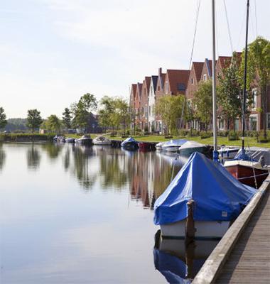 Huizen Meerstad